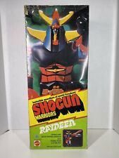 Mattel Shogun Warriors Jumbo Raydeen Near MINT w/box 100% ORIGINAL Reydeen Popy