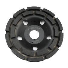 125mm Diamond Grinder Wheel Disc Double Row Grinding 20 SEG Stone Brick Concrete