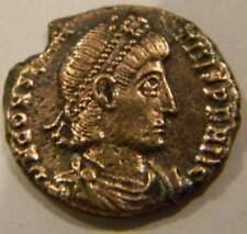 337-361 AD Ancient Roman Coin . Constantinus