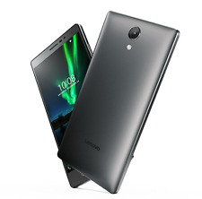 "Lenovo Phab 2 Android Smartphone 6.4"" Screen Unlocked 3GB RAM Gunmetal Grey New"