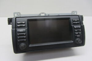 BMW E46 Bordmonitor Navi Navigation Wide Screen Alpine 6911006