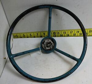 USED OEM Steering Wheel 1956 Ford Fairlane Victoria (BIN39)