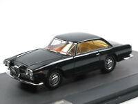 Matrix Scale Models 1960 Alfa Romeo 2000 Praho by Touring - Prototype -blue 1/43