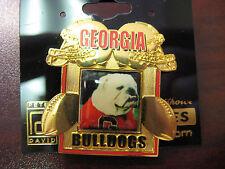 University of Georgia Pin - Mascot Photo