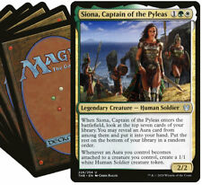 Green White SIONA Commander Deck   100 Card   Magic the Gathering EDH