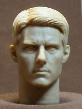 CUSTOM TOM CRUISE RESIN HEAD SCULPT. Action figures, 1/6 scale  A-56