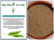 All Natural Monk Fruit Powder-Luo Han Guo Powder Natural Sweetener 2 oz