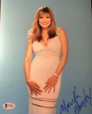 Hot Sale Mariska Hargitay Law & Order Autographed Signed 8x10 Photo Authentic Bas Coa Autographs-original Television