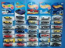 Hot wheels Diecast Toycar - FERRARI Series - ENZO, 458 ITALIA, CALIFORNIA, F355