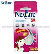 50 pcs [3M Nexcare] Acne Dressing Pimple Stickers Patch Small