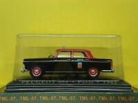 Voiture 1/43e Altaya TAXIS du MONDE - Peugeot 404 - Taxi de Paris G7 - 1962
