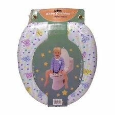 Potty Training Toilet Seat Soft Cushion Stack-on NEW