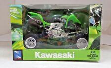 NewRay Toys 1:12 Scale Die Cast ATV - Kawasaki KFX450R - 57503 NIB