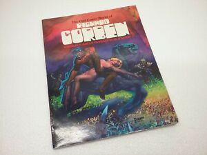 Vintage Comic Book the Odd Comic World of Richard Corben 1977