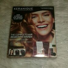 Brand New Keranique 4 Piece Hair Regrowth Treatment Kit for Women EXP 09/2021
