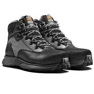 Timberland Pro Euro Hiker Safety Boot - Black/Grey