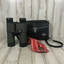 Swift Trilyte Mk III 8x,40 Binoculars Model No. 806 341ft. at 1000yds. Vintage