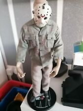 """Ultra Rare Sideshow Friday The 13th Jason Voorhees 12"""" Classic 1/6 Scale Figure"""