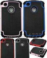 for blackberry curve 9300 / 8520 rugged hybrid shook proof 3 layer case cover