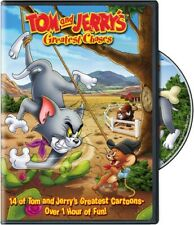 Tom and Jerry's Greatest Chases: Volume 5 [New DVD] Full Frame, Eco Am