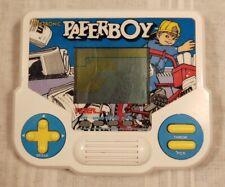 1988 Tiger Electronics Paperboy Handheld Game Working