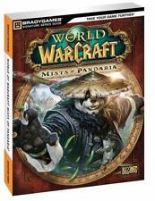 World of Warcraft: Mists of Pandaria Signature Series Guide Bradygames Signatur