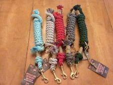 Sleepy Cotton Upcycled Core Cotton Dog Leash (medium dog)