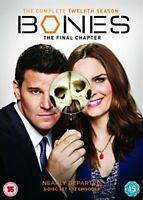 Bones Season 12 (2 Dvd) [Edizione: Regno Unito] [Edizione: Regno Unito] DL005815