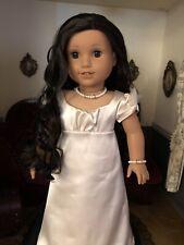 Fancy Pearl Necklace & Bracelet Set for American Girl Dolls