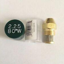 Delavan Fuel Nozzle 2.25Gph x 80 Degree W