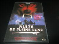 """DVD """"NUITS DE PLEINE LUNE"""" film d'horreur de Clive TURNER"""