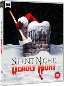 Silent Night Deadly Night Blu Ray Region B Inc Registered Post