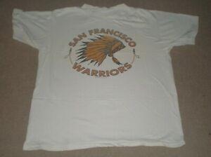 San Francisco Warriors 1963-1964 NBA WDC VINTAGE SHIRT Golden State Large SHIRT