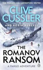 The Romanov Ransom: Fargo Adventures #9 (Fargo Adventures) by Cussler, Clive.