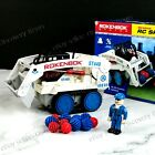 Rokenbok System wireless RC Skip Track precision front-end loader PIC ON WORKING