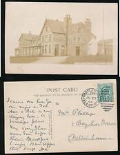 ISLE of MAN 1904 PPC GOLF LINKS HOTEL CASTLETOWN DUPLEX O37