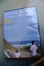 Surftrip Journal v. 15 2011 One Of Seven World Travel Surfing Dvd - New Sealed