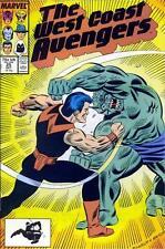 West Coast Avengers (1985-1994) #25