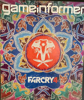 Game Informer ISSUE # 255 July 2014 FAR CRY 4 - Great Condition