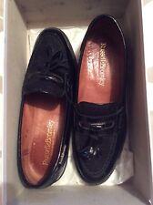 russell & bromley - KEELER Tassel Loafer ***** black * UK 3.5 / EU 36.5 / US 5.5