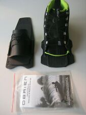 OBRIEN WATER SKI FRONT TOE BOOT & REAR TOE PLATE COMBO .