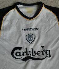 Liverpool football away shirt 2001 small