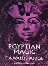 Egyptian Magic (Dover Pictorial Archives) By Sir E. A. Wallis Budge