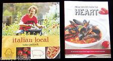 Italian Cook Books Tobie Puttock Italian Local + Leggo's Recipes from the Heart