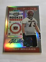 Jonah Williams, 2019 Panini Optic Contenders, Rookie Ticket Prizm, Auto