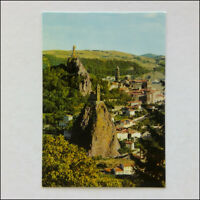 Le Puy General view of the three rocks Postcard (P349)
