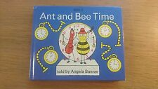 Ant and Bee Time (Ant and Bee) by Angela BANNER #9 1977 (sm / hb) 071820039X