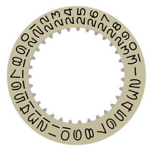 DATE DISC FOR ROLEX SUBMARINER 5513 GMT 1680 Cal 1520 1530 1560 1570  CHAMPGNE