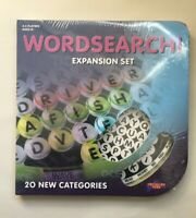 Drumond Park Wordsearch! Expansion Set 20 New Categories Brand New And Sealed