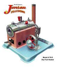 Jensen #70D Live Steam Engine